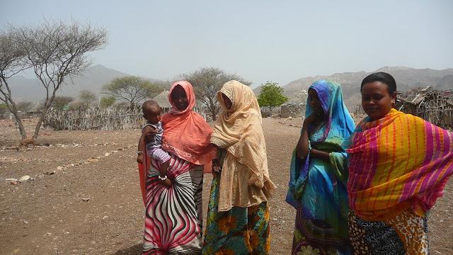 Les habitants de Dougoum sont des Djiboutiens